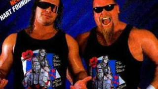 WWF - Hart Foundation Theme