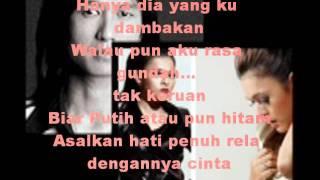 zamani ft sharifah zarina-tak keruan with lirik