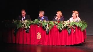 """Presentación del Libro """"Tacoronte, el vino y su entorno"""" de Hermógenes Pérez"""