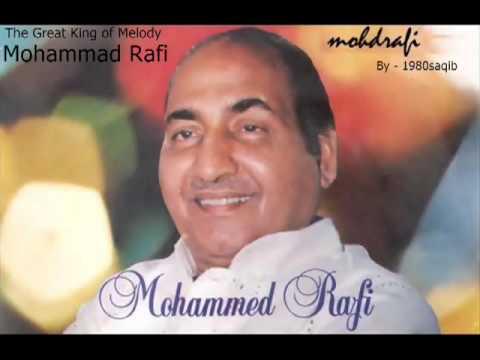 Mohammad Rafi   Chalo Madine Mohammad Ka Naam Le Ke Chalen