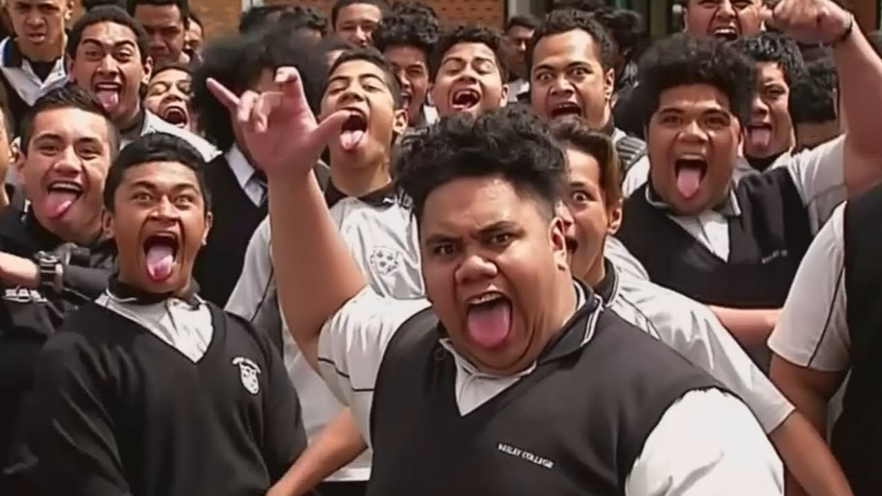 Maori Haka: Haka Maori Dance Performed In Memory Of Jonah Lomu