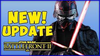 Star Wars Battlefront 2 New Update! Rise of the Skywalker!