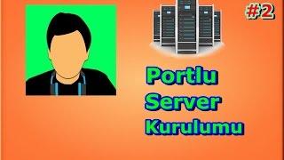 Minecraft Portlu (Hamachisiz) 1.7.x - 1.8.x Server Kurulumu