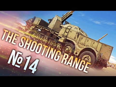 War Thunder: The Shooting Range | Episode 14