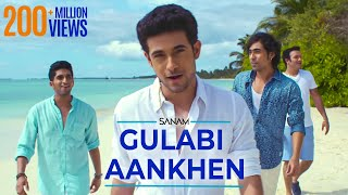 From one of the most peaceful and scenic islands beautiful country maldives here's our #sanamrendition super hit song 'gulabi aankhen' the...