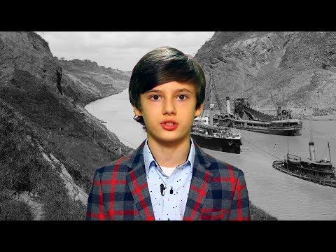 "Documentary ""Theodore Roosevelt and the Completion of the Panama Canal"" - Kyrylo Pryma -  PS/IS 104"