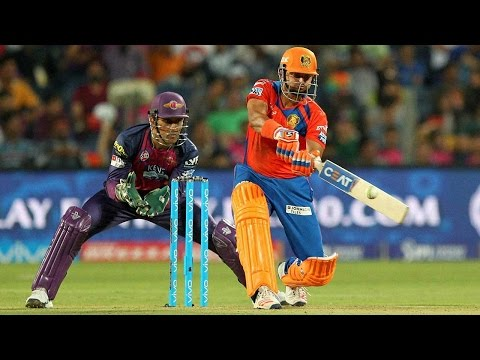 Gujarat Lions beat Rising Pune Supergiants by 3 wickets on the last-ball