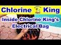 Inside My Electrical Pool Bag - Chlorine King Pool Service