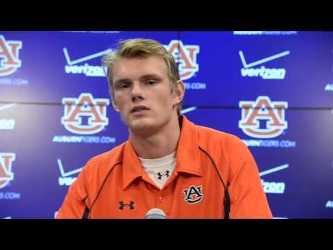Auburn kicker Daniel Carlson: Sept. 8, 2015