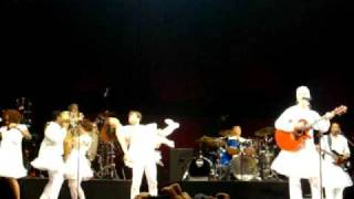 David Byrne: Burning Down The House (at Colours of Ostrava)