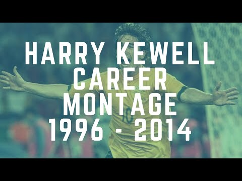 Harry Kewell Career Montage 1996 - 2014