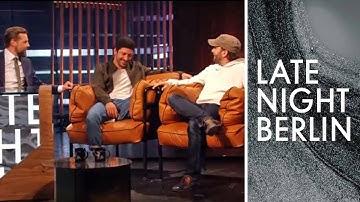 JERKS-Vorbereitung mit Christian Ulmen und Fahri Yardim | Late Night Berlin | ProSieben