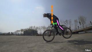 산악자전거 필수 기술: 바니홉 솔루션!!! 기본 메커니즘부터 이해하자 / Bunnyhop Tutorial from basic fundamental (+Eng Sub) @식쓰
