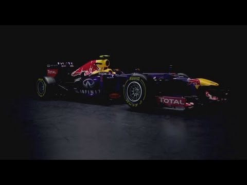 Innovation never sleeps - a F1 car between races