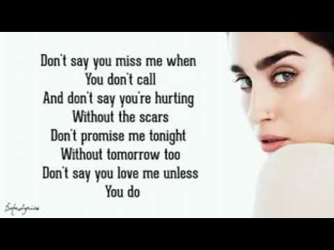 best-love-song..dont-say-you-love-me..by-fifthy-harmony(lyrics-ever)