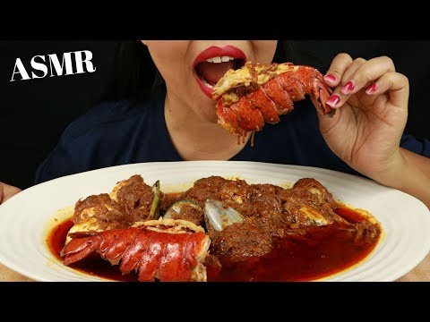 lobster,-mussels,-eggs-&-potatoes-in-bloves-sauce-~-asmr-(no-talking)