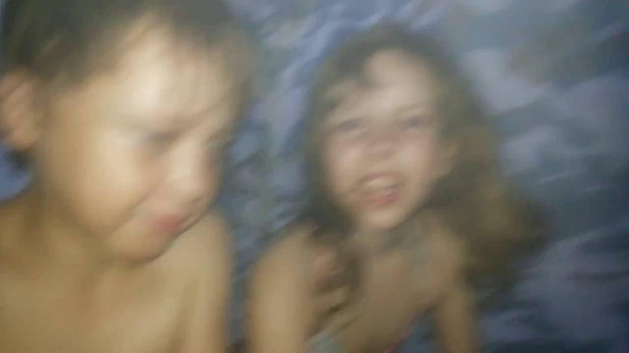 Отдых с детьми Баня в лесу