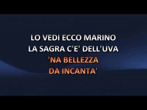 Claudio Villa - Nanni' (Video karaoke)