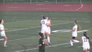 Branson vs Drake Girls Soccer MCAL final highlights 2016