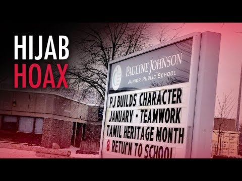 "Ezra Levant: Police need to charge ""hijab hoax"" mom"