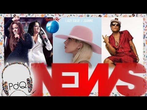 Lady Gaga no Rock in Rio? Bruno Mars na ostentação - PdQNews #3