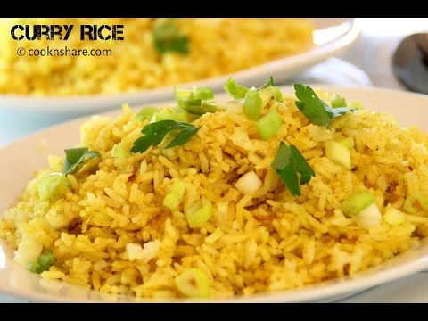 Curry Rice - 5 Ingredients