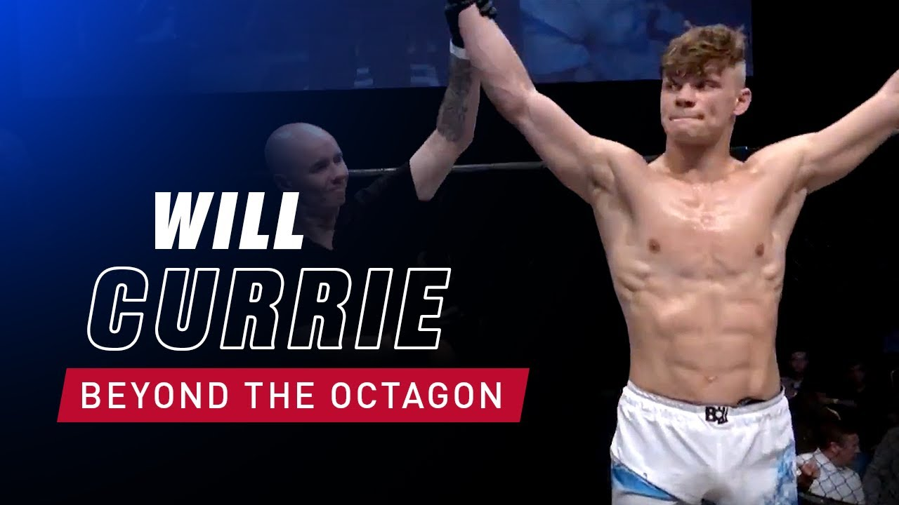 Will Currie vs Kasemi Chujor  - Beyond The Octagon
