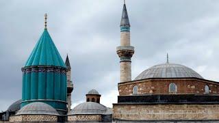 Ziarat e Dargah Hazrat Moulana Jalaluddin Rumi[R.A.], Konya, Turkey