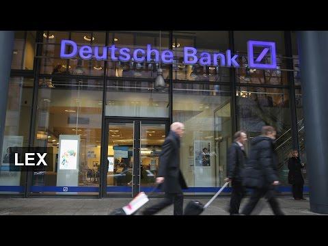 Deutsche Bank Should Split | Lex