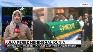 Video Masyarakat Padati TPU Tempat Pemakaman Julia Perez , Selamat Jalan Jupe download MP3, 3GP, MP4, WEBM, AVI, FLV November 2017