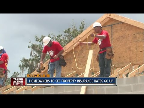 Florida Property Insurance Rates are going up