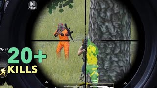 10 KILLS IN ONE PLACE!!! | PUBG MOBILE