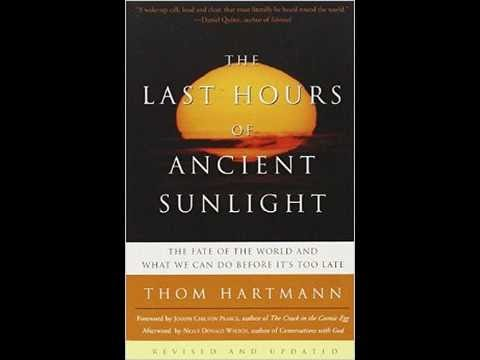 THU Book Club - Last Hours of Ancient Sunlight : Transforming Culture Though Politics