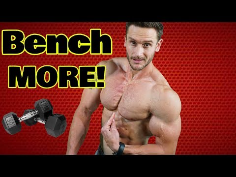 5 Unconventional Ways to Improve Your Bench Press