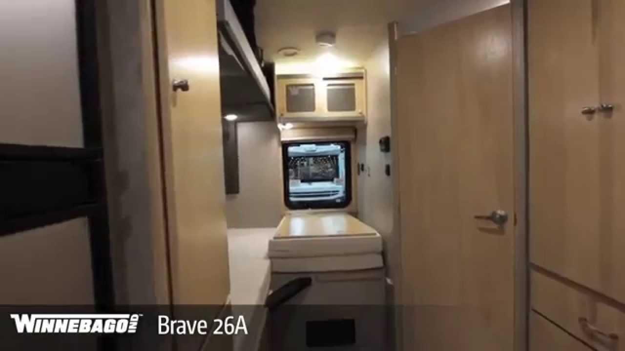 2015 Brave 26A Winnebago Motorhome For Sale in Billings, Great Falls, and  Kalispell, MT