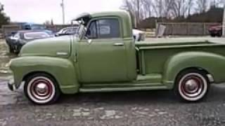 1952 CHEVROLET 3100 SHORT BED FOR SALE AT 500 CLASSIC AUTO