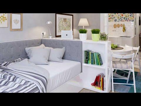 Interior Design Small Studio Apartment | 42 Ideas