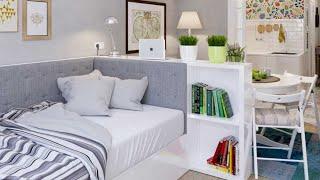 Interior Design Small Studio Apartment | 42 Ideas(, 2016-05-16T10:06:39.000Z)