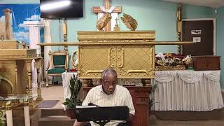 The Holy of Holies| Greater Palm Bay COG | Bible Study | Bishop J.R. Lewinson | 9.2.2020