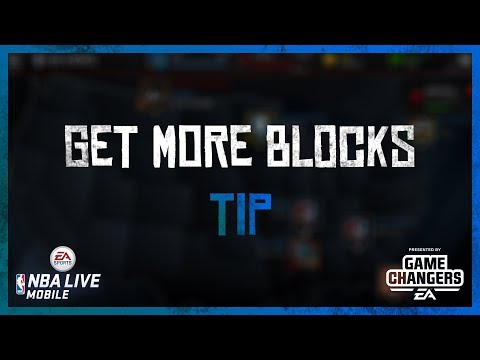 How to Better Block Shots Using the Guard Button - NBA LIVE Mobile