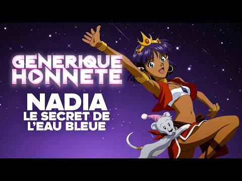 [Générique Honnête] Nadia Le Secret De L'Eau Bleue