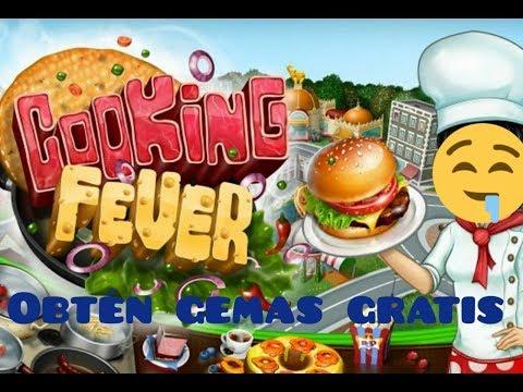 Como ganar gemas gratis en Cooking Fever   Monita Alvarado