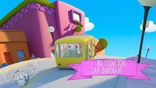La cancion del autobus, canción de cuna. Musica infantil