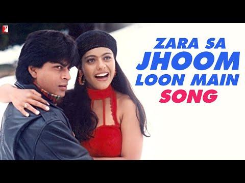 Zara Sa Jhoom Loon Main Song | Dilwale Dulhania Le Jayenge | Shah Rukh Khan | Kajol