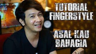 Video (Tutorial Nathan Fingerstyle) Asal Kau Bahagia - Armada download MP3, 3GP, MP4, WEBM, AVI, FLV Januari 2018