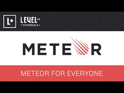 meteor-for-everyone-tutorial---series-introduction