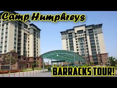 CAMP HUMPHREYS BARRACKS ROOM TOUR!