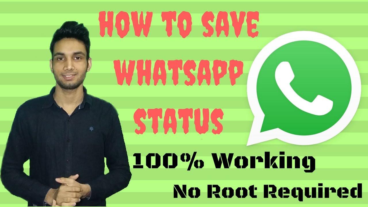 How To Save Whatsapp Status Video
