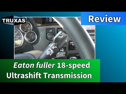 Eaton Fuller 18 Speed UltraShift Transmission Review YouTube