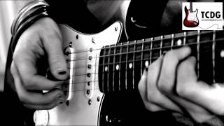 Guitar Backing Track in G / Ballad Jam Track For Guitar TCDG